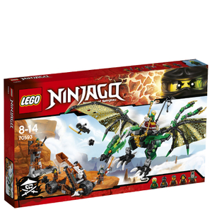 LEGO Ninjago: The Green NRG Dragon (70593)