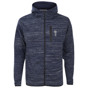 Jack & Jones Men's Core Keep Zip Through Hoody - Navy Blazer