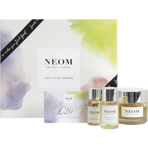 NEOM Organics London Great Day™ Life's Little Luxuries Set (Worth £39.95)