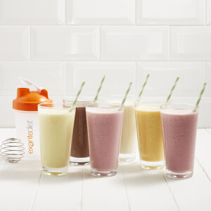 Exante Diet 2 Week Meal-Replacement Mixed Shakes Pack