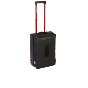 Castelli Rolling Travel Bag - Black