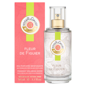 Fleur de Figuier Fresh Fragrant Water Spray de Roger&Gallet 50 ml