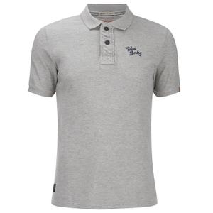 Tokyo Laundry Men's Rochester Polo Shirt - Light Grey
