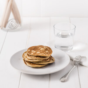 Exante Diet Maple Syrup Pancakes