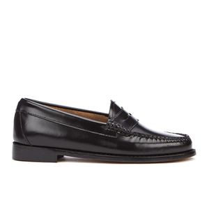 Bass Weejuns Women's Penny Leather Loafers - Black