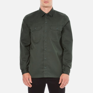 Carhartt Men's Long Sleeve Master Shirt - Laurel Rinsed