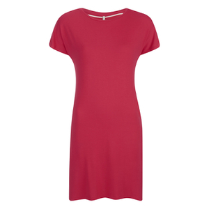 ONLY Women's Lidia T-Shirt Dress - Bittersweet