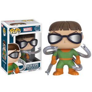 Spider-Man Doctor Octopus Pop! Vinyl Figure
