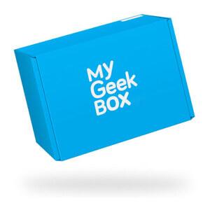 My Geek Box- April