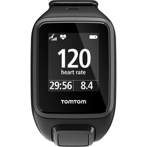 TomTom Spark Fit Cardio Music Sports Watch with Headphones