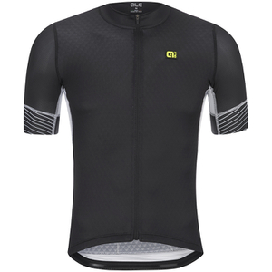 Alé Ultra Short Sleeve Jersey - Black