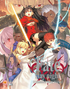 Fate Stay Night Unlimited Bladeworks Pt 2 - Collector's Edition
