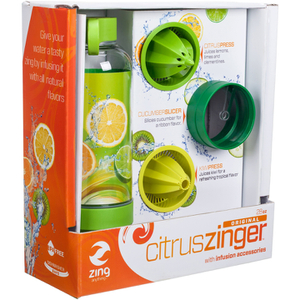 Zing Anything Citrus Zinger Bottle Gift Pack