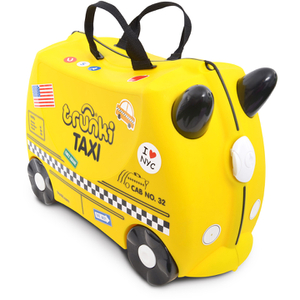 Trunki Tony Taxi Ride-On Suitcase - Yellow
