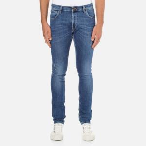 Vivienne Westwood Anglomania Men's Drainpipe Jeans - Blue Denim