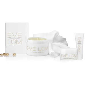 Eve Lom Exclusive Pure Radiance Skin Cleanser Collection (Worth £81.50)