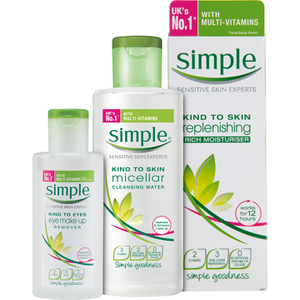 Simple Total Skin Hydration Kit