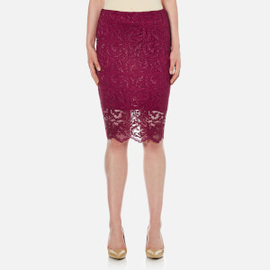 Samsoe & Samsoe Women's Alia Skirt - Beet Red