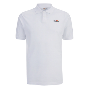 Ellesse Men's Chip Polo Shirt - White