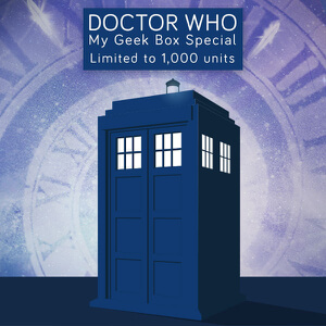 Doctor Who Collector's Box - Limited to 1,000 Units