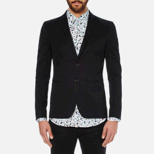 PS by Paul Smith Men's Single Breasted Jacket - Dark Navy