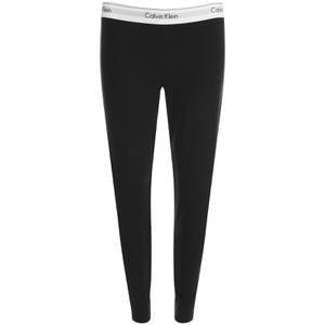 Calvin Klein Women's Modern Cotton Legging Pants - Black