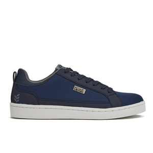 Gio Goi Men's Shepshed Ripstop Trainers - Navy