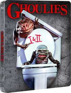 The Ghoulies 1-2 - Zavvi Exclusive Limited Edition Steelbook