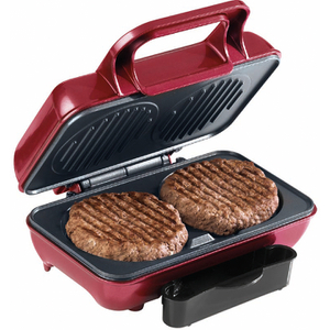 American Originals EK2005 Hot Grill Fun Cooking Burger Maker