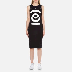 McQ Alexander McQueen Women's Tank Dress - Darkest Black