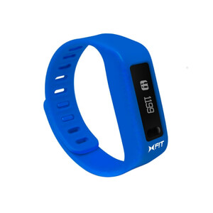 Xtreme XFW4-0101-BLU Activity Tracker Sleep Fitness Band
