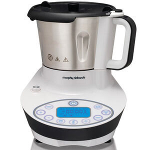 Morphy Richards 562000 Supreme Precision Multi Cooker - White