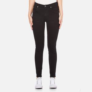 Cheap Monday Women's 'Second Skin' Jeans - New Black