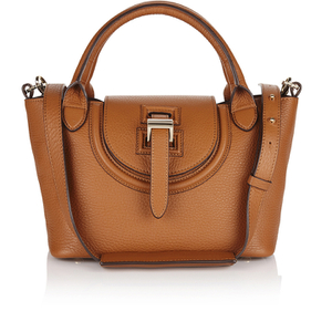 meli melo Women's Halo Mini Tote Bag - Tan