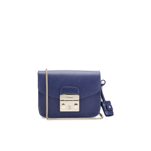 Furla Women's Metropolis Mini Crossbody Bag - Navy