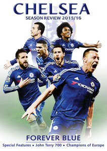 Chelsea FC Season Review 2015/16