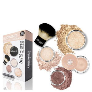 Bellapierre Cosmetics Glowing Complexion Essentials Kit - Fair