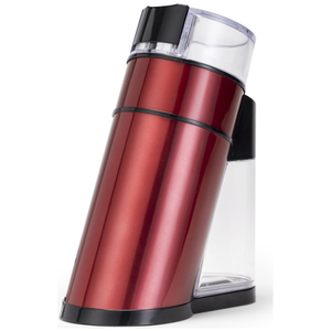 Gourmet Gadgetry Retro Diner Coffee Grinder - Retro Red - 150W