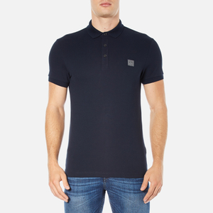 BOSS Orange Men's Pavlik Polo Shirt - Navy
