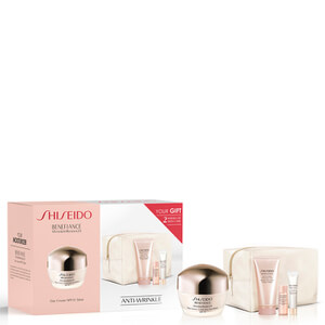 Shiseido Benefiance WrinkleResist24 Day Cream Kit