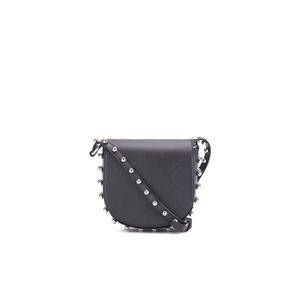 Alexander Wang Women's Mini Lia Cross Body Bag with Studs - Black