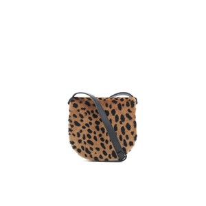 Alexander Wang Women's Mini Lia Cross Body Bag - Cheetah