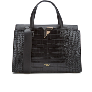 Fiorelli Women's Brompton Tote Bag - Black Texture