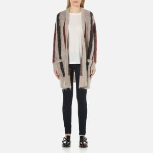 By Malene Birger Women's Berbicia Cardigan - Russian Red