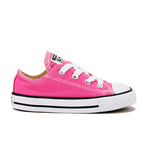 Converse Toddler Chuck Taylor All Star Ox Trainers - Mod Pink