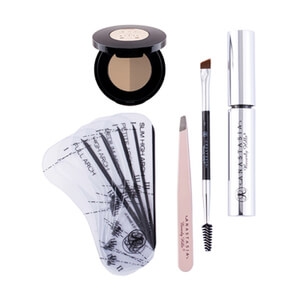 Anastasia Five Element Brow Kit - Medium Brown