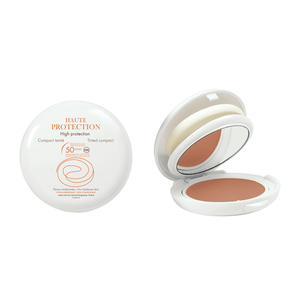 Avene High Protection Tinted Compact SPF 50 - Honey