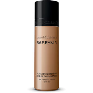 bareMinerals bareSkin Pure Brightening Serum Foundation - Bare Latte