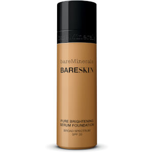 bareMinerals bareSkin Pure Brightening Serum Foundation - Bare Sand