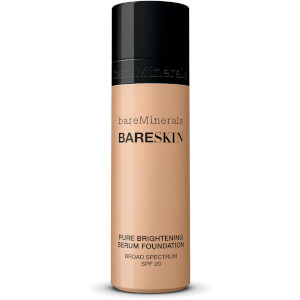 bareMinerals bareSkin Pure Brightening Serum Foundation - Bare Satin